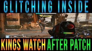 Destiny - Glitching Inside Kings Watch After Patch 1.1.2