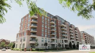 LISTED FOR SALE! #602-2470 Prince Michael Drive | LUXURY 2 BEDS, 2 BATHS + DEN SUITE IN OAKVILLE