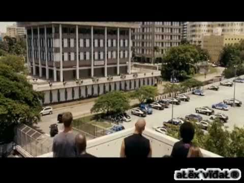 Rapido y Furioso 5 Trailer Official HD Español Fast Five Spanish