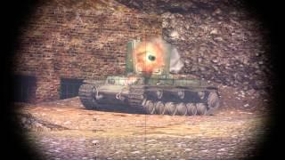 rb war thunder m4a3e2 jumbo vs two kv 2 t 34 1942 su 122 zsu 37 and 72 k gaz