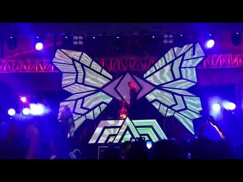 DJ Rophnan -Reggea Kemise (Remix) live performance on BIRABIRO concert