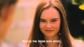 "FLIPPED (jovenes Enamorados) - ""Let It Be Me"" - Phil Everly / en español - HD"