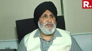 Akali Dal's Dr. Daljeet Cheema Speaks To Republic TV Over Sonia Gandhi's 1984 Omission