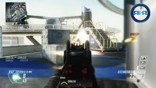 """VERTIGO"" Gameplay - Black Ops 2 Multiplayer Map DLC - New UPRISING Map Pack COD BO2"