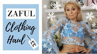 ZAFUL Clothing Haul