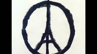 Paris - Kybah Shade | Hommage aux victimes et familles des attentats du 13/11/2015