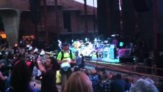 Andy grammer at red rocks 9-19-12 we found love