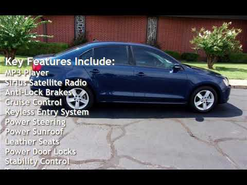2011 Volkswagen Jetta TDI for sale in TULSA, OK