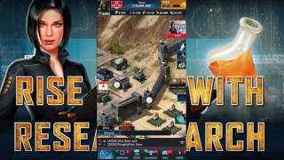 Mobile Strike Ep 93 Massive Reseaching In My City