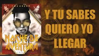 NOCHE DE AVENTURA - THE CREAM (PROD. CREAM RECORDS) VIDEO LYRICS Thumbnail