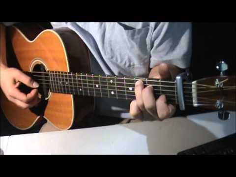 Kodachrome Chords Paul Simon 1973 Youtube