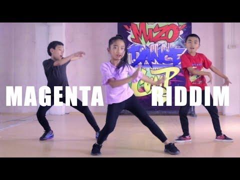 Magenta Riddim - DJ Snake   Alan Rinawma Dance Choreography