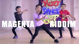 Magenta Riddim - DJ Snake | Alan Rinawma Dance Choreography