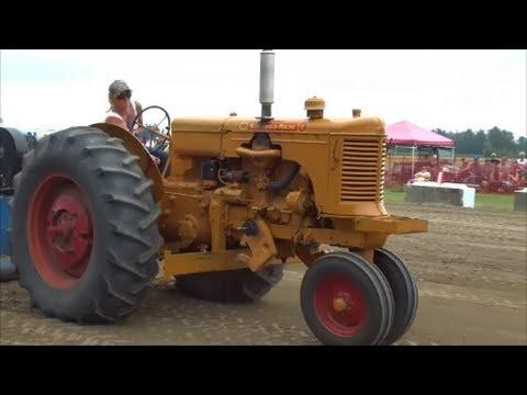 Minneapolis Moline U Tractor