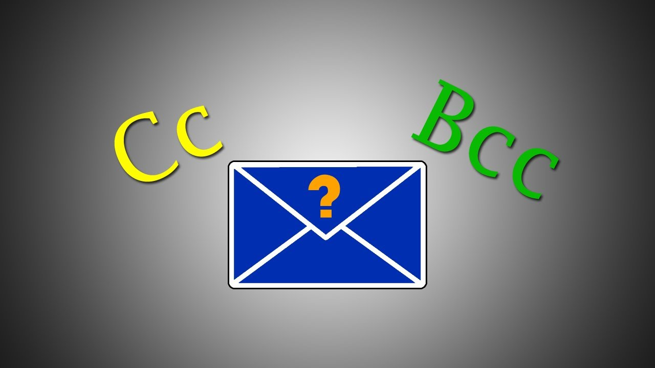 What Is Cc And Bcc Email?