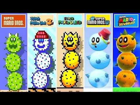 Super Mario Maker 2 - All New Enemies & Course Elements