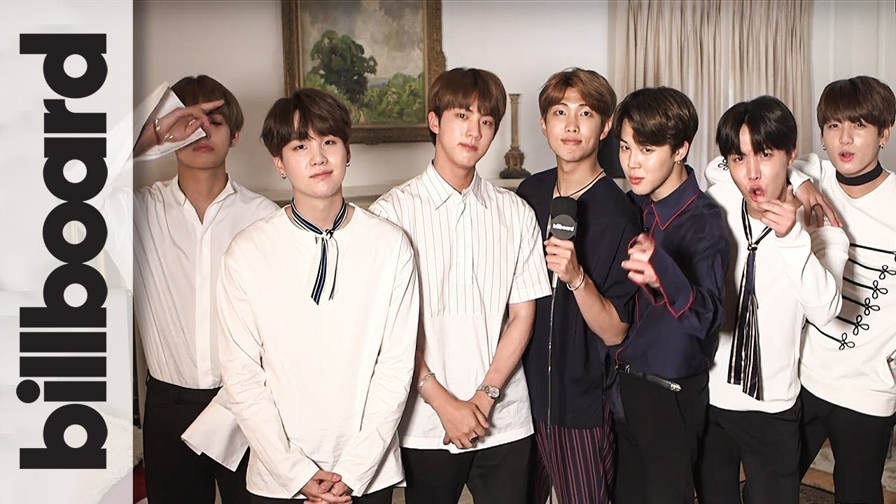 BTS Full Interview: Dance Lesson, Impersonations