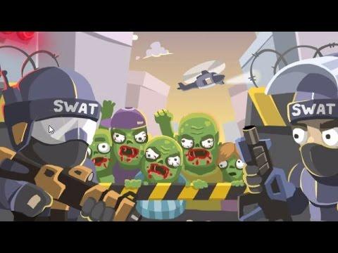 Игра-стрелялка Вторжение зомби - обзор и озвучка