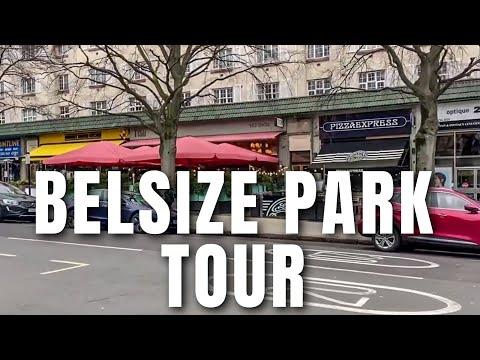 Belsize Park Tour with Danny Valencia
