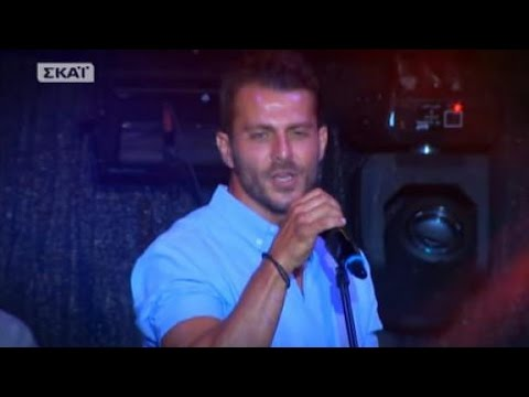 "Survivor: O Γιώργος Αγγελόπουλος τραγουδά την ""Μπαλάντα του Κυρ Μέντιου"""