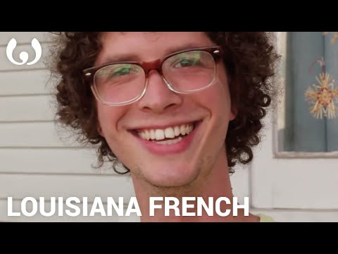 WIKITONGUES: Sam speaking Louisiana French