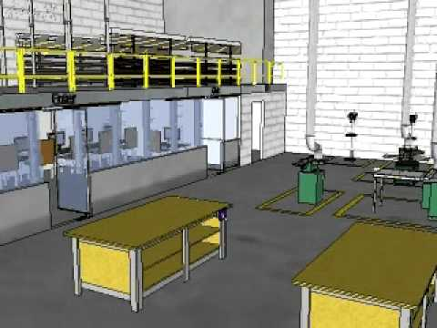 Montgomery Upper Middle School Tech Ed Lab Redesign