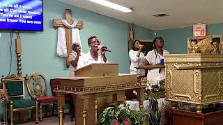 The Tabernacle: Sacrifices and Offering |Greater Palm Bay COG|Sunday |Bishop J.R. Lewinson | 9.6.20