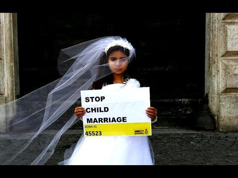 State Law Allows Child Brides To Marry Their Rapists
