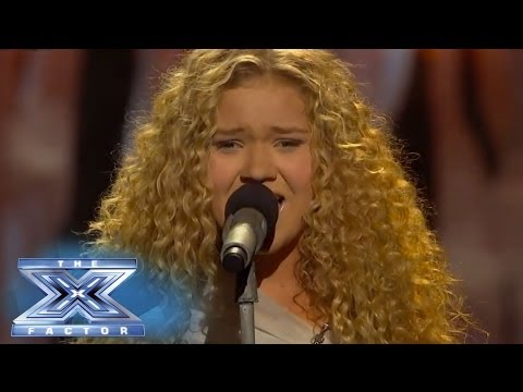 "Rion Paige Rocks Out To ""Skyscraper"" - THE X FACTOR USA 2013"
