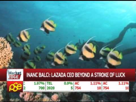 Inanc Balci: Lazada CEO Beyond A Stroke Of Luck