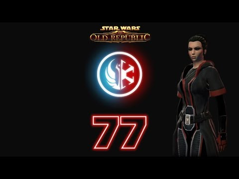 Cz Let's-play Star Wars: The Old Republic 77 - Císařův hněv