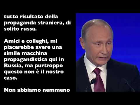VLADIMIR PUTIN - Valdai Discussion Group 2016