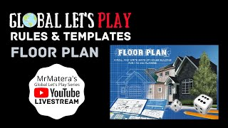 Let S Play Floor Plan Rules Templates Youtube