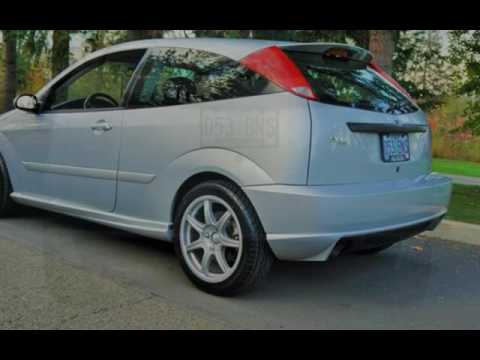 2002 ford focus svt 6 speed manual rare svt for sale. Black Bedroom Furniture Sets. Home Design Ideas