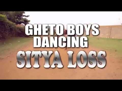 Triplets Ghetto Kids Dancing Sitya Loss