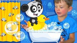 Сборник Мультиков Для Детей - Робот - Мыльные Пузыри - Делаем Скворечник - Мультики с Игрушками