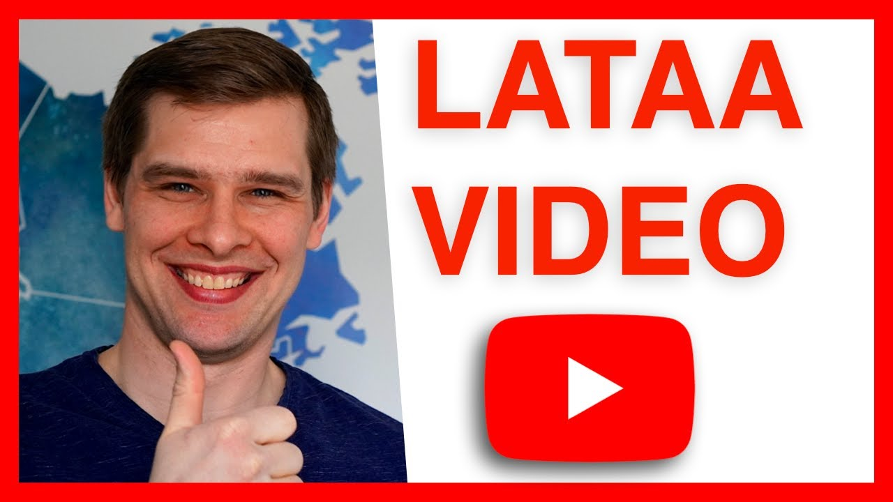 Youtube Videon Lataaminen