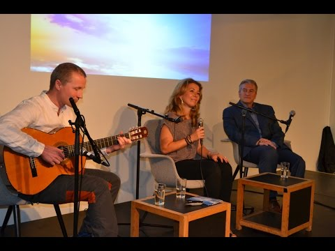 What happens when we die? Trailer from Live Interview Evening in Oslo