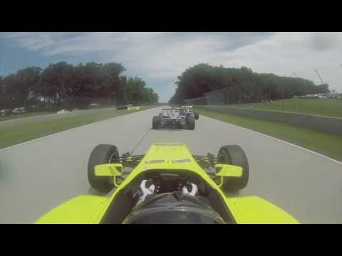 Robert Megennis, USF2000, Kohler Grand Prix Road America 2017