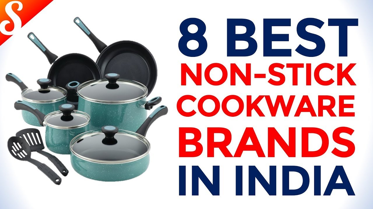 8 Best Non-Stick Cookware Brands in India with Price