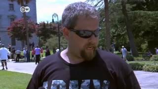 El Ku-Klux-Klan protesta frente al Capitol Free HD Video