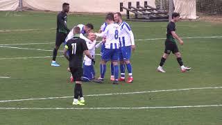 Голы матча НН Валмиера Латвия 2 1