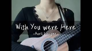 Were here-avril lavigne (cover/chords ...