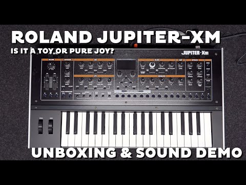 roland-jupiter-xm---is-it-a-toy-or-pure-joy?-unboxing-&-sound-demo