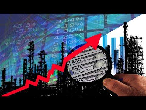 Цена на нефть растет из за падения добычи сланца в США