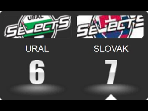 Ural Selects - Slovakia Selects, 6-7