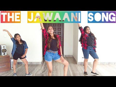 The Jawaani Song ll Vishal Dadlani ll Vishal - Shekhar ll Tiger Shroff ll SOTY 2 ll Dance cover