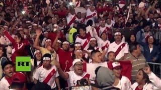Video: Así celebró Perú su clasificación al Mundial de Rusia 2018