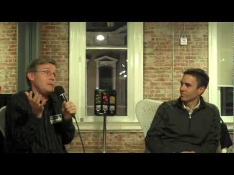 Joe Kraus And Michael Robertson The Difference Between A Big Company And A Startup