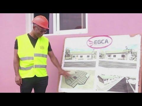 Gabon, Construction de logements sociaux
